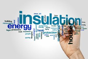 insulation savings