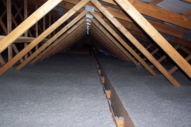 Best Cellulose Insulation Installation in ME | Anderson ...