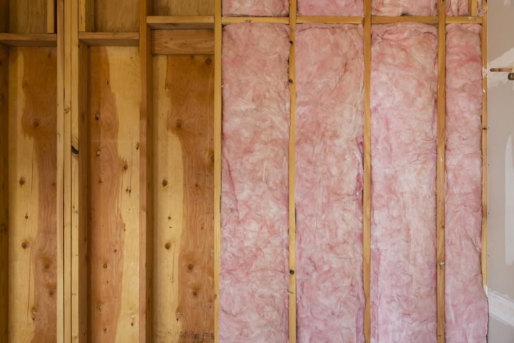 Fiberglass insulation