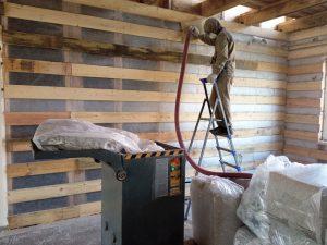 blown in cellulose insulation